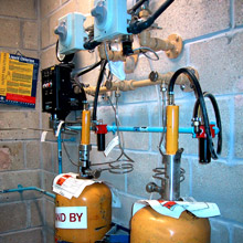 Cylinder C Clamp Drive Assembly